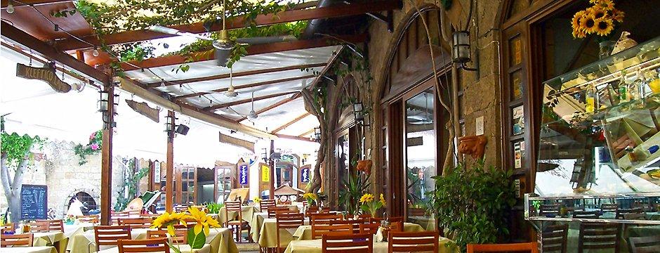 migliori ristoranti di Rodi