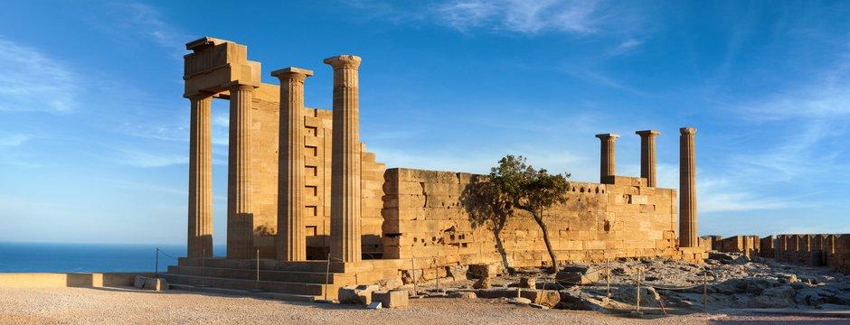 Acropoli di Rodi