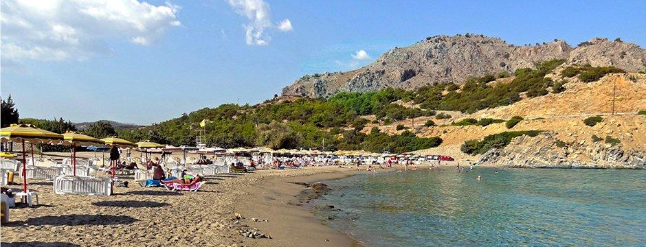 spiaggia glystra